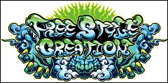 気鋭クリエイター達のステッカー・パスケースなどを販売【FREESTYLE CREATION】オンラインショップ